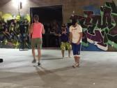 dancing newbies more
