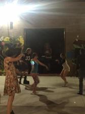 dancing newbies