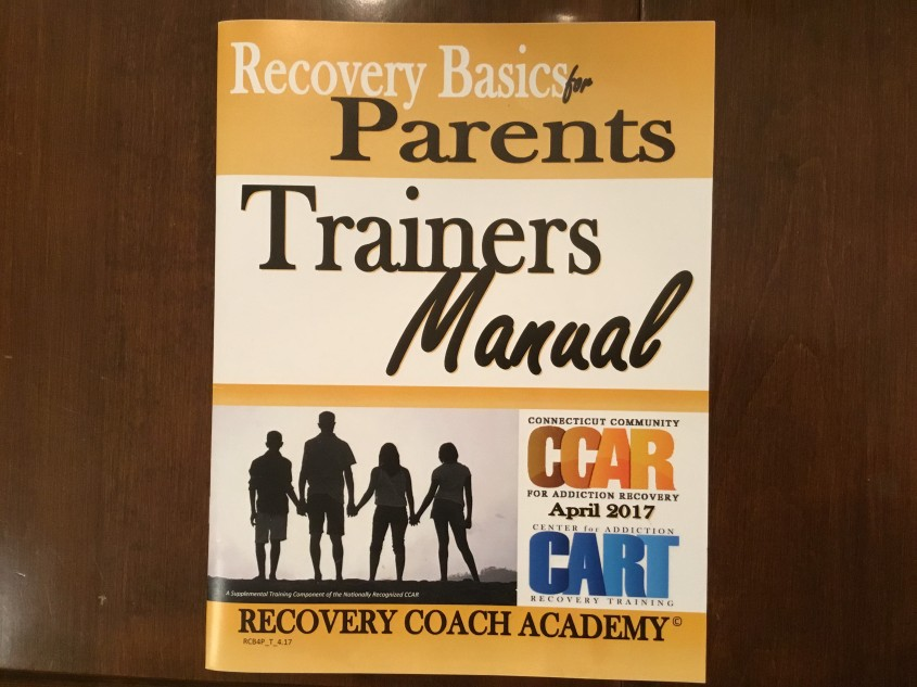 Recovery Basics Parents